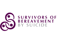 Logo for SOBS, Survivors Of Bereavement by Suicide